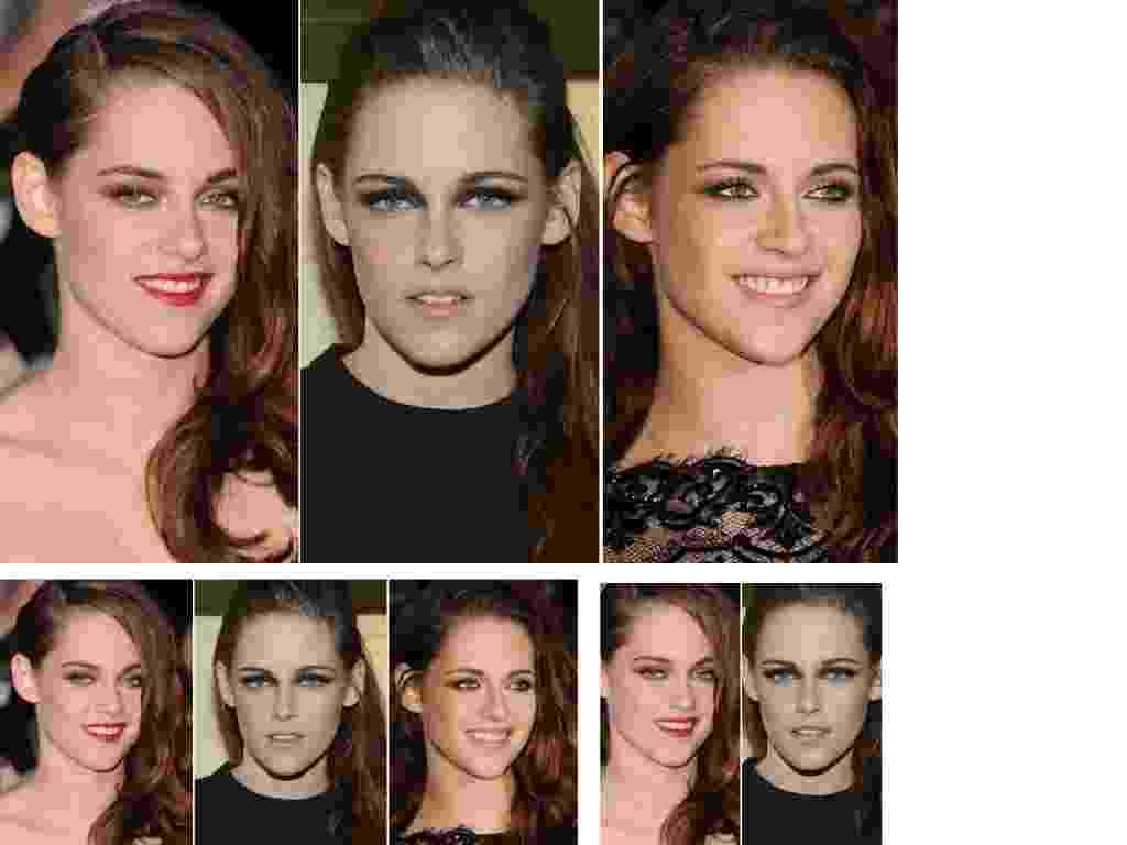 Looks inspiradores - cabelos e maquiagens de Kristen Stewart - Getty Images