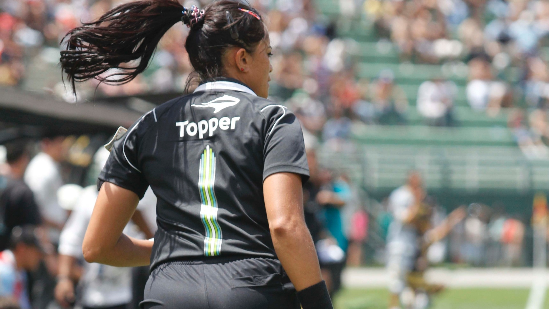 Assistente da partida que deu o título da Copa Kaiser 2012 para o Ajax, de Vila Rica