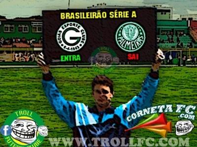 Substituição no Campeonato Brasileiro