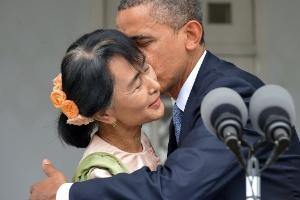 Jewel Samad/AFP