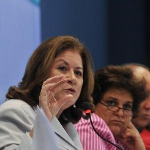 Miriam Belchior, ministra do Planejamento, anunciou R$ 3,1 bi para Pernambuco nesta segunda (25) - Valter Campanato/ABr