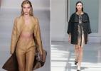 Tendência de moda: casaco minimalista, sem lapela ou gola, é a peça-chave do Inverno 2013 - Alexandre Schneider/UOL
