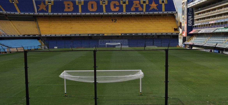 Gramados na Libertadores podem virar padronizados a partir do ano que vem - Marinho Saldanha/UOL Esporte