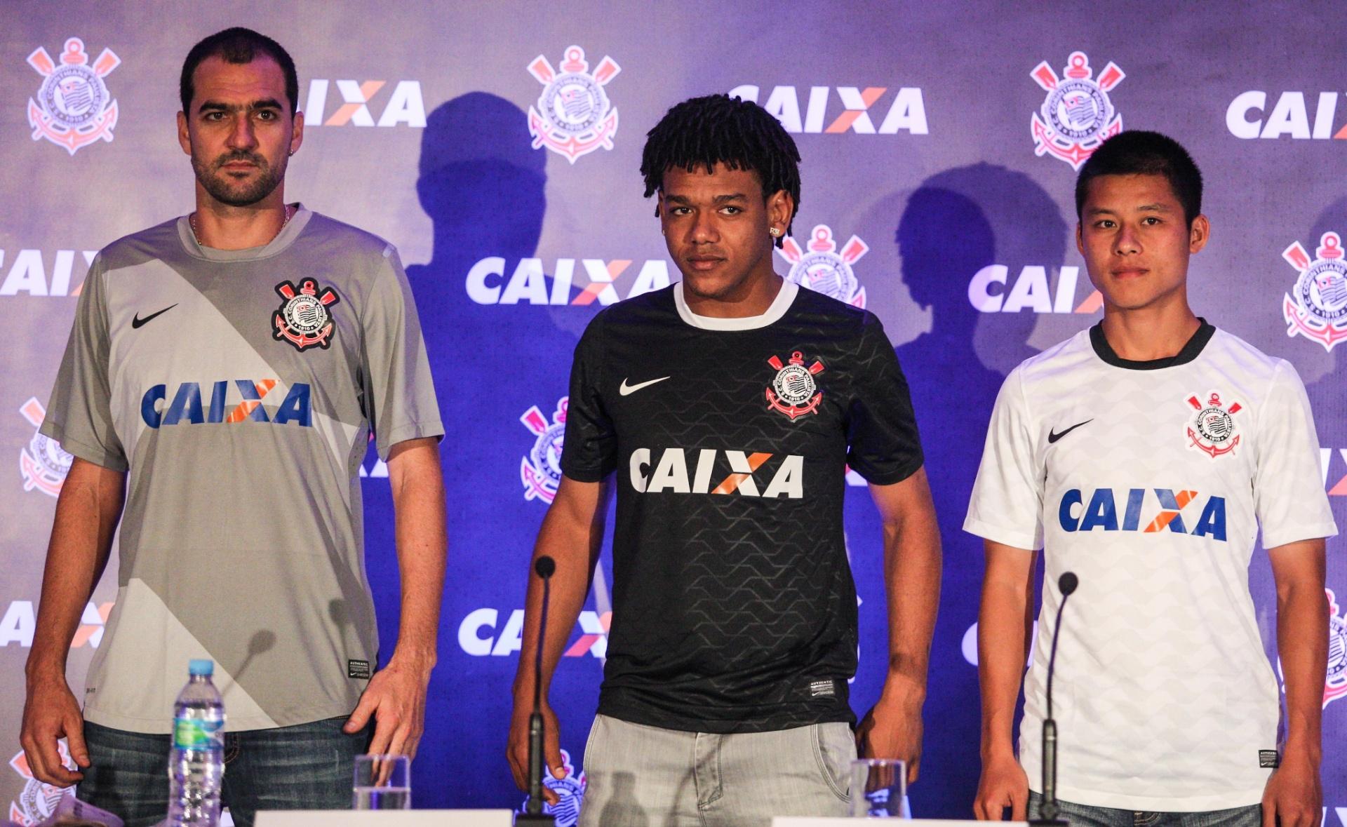 Corinthians leva a melhor em julgamento e volta a receber patrocínio da  Caixa - Esporte - BOL ad00267f7603d