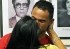 Ex-goleiro Bruno se casa com dentista em presídio de Minas Gerais - Vagner Antônio/TJMG/Divulgação