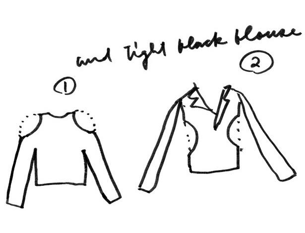 """As peças foram inspiradas na série de desenhos """"Fashions for Men"""", criada em 1969 por Yoko Ono como presente para John Lennon - Divulgação"""