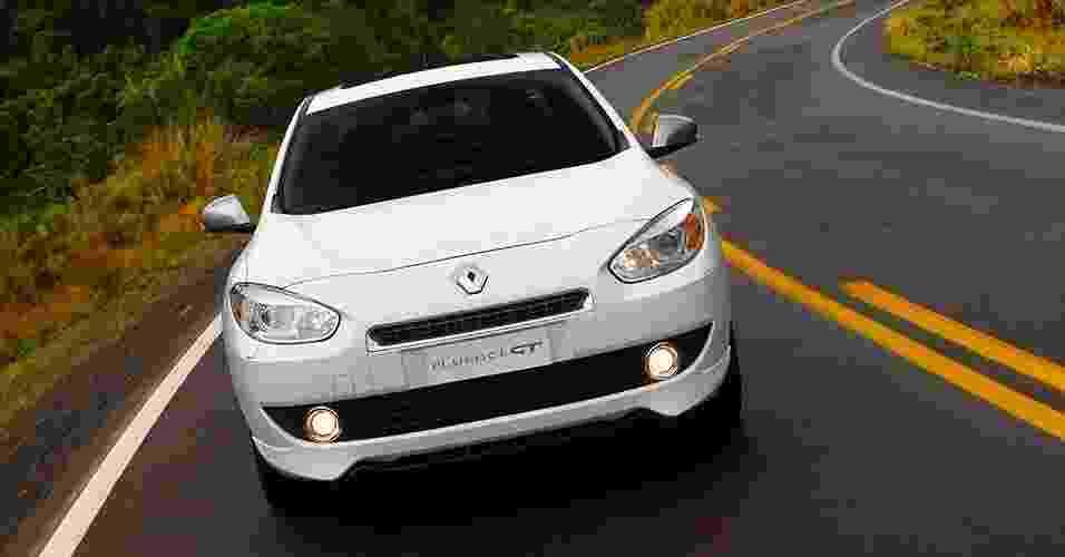 Renault Fluence GT - Divulgação