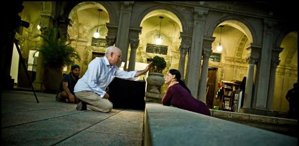 A atriz Sonia Braga foi uma das retratadas por Steve McCurry para o Calendário Pirelli 2013 (22/11/12) - Alessandro Scotti/Pirelli