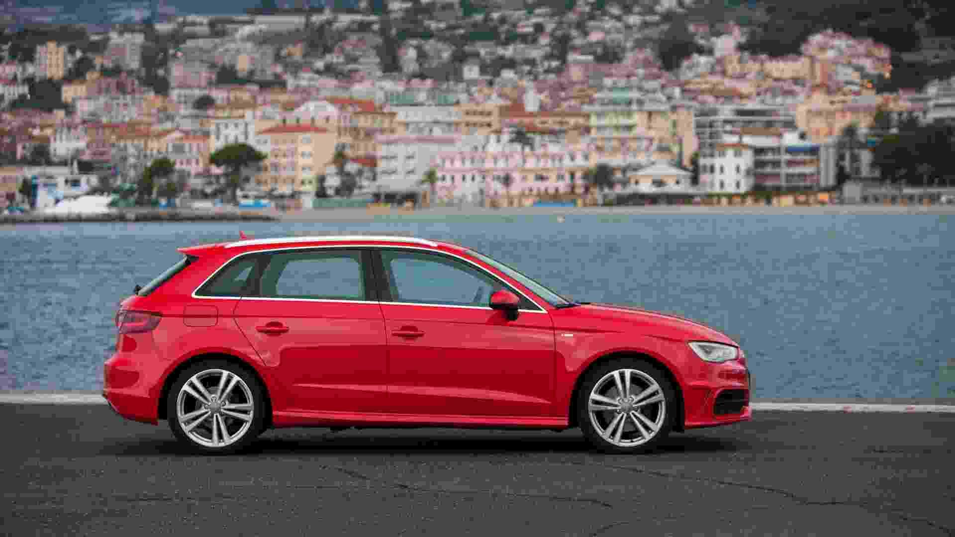 Audi A3 Sportback 2013 - Divulgação
