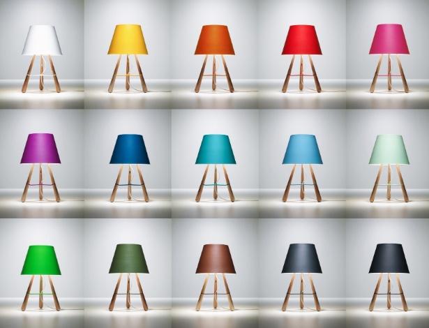 Vencedor da categoria Iluminação: linha Vinte2, com design assinado por Fernando Prado, da Lumini - Divulgação
