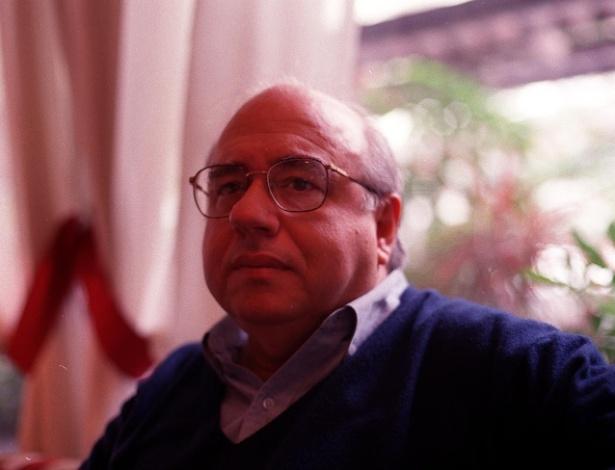 Luis Fernando, filho do escritor Érico Verissimo, nasceu em Porto Alegre (RS) em 26 de setembro de 1936 - Folhapress