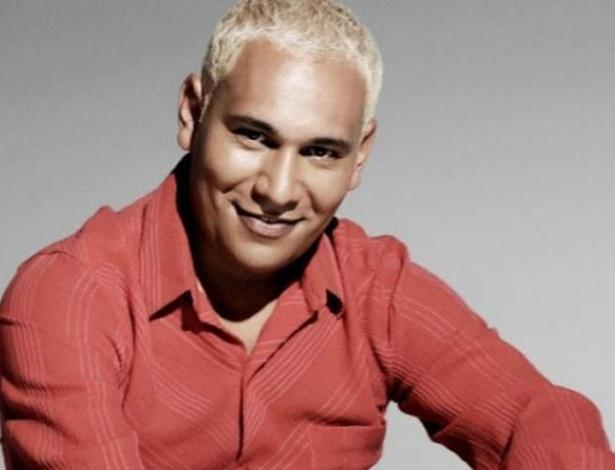 O cantor Chrigor, ex-vocalista do grupo Exaltasamba