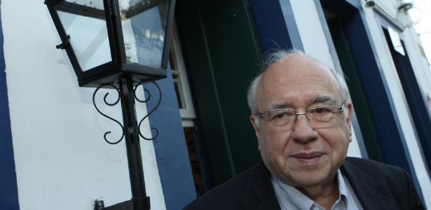 O escritor Luis Fernando Verissimo, de 79 anos  - Folhapress