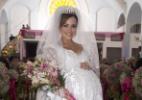 Qual personagem das telas usou um vestido de noiva inesquecível? - Divulgação/TV Globo