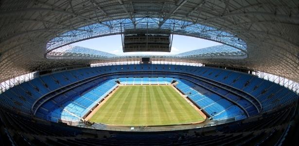 Estádio teve fan fest para jogo final da Libertadores e Mundial de Clubes no período