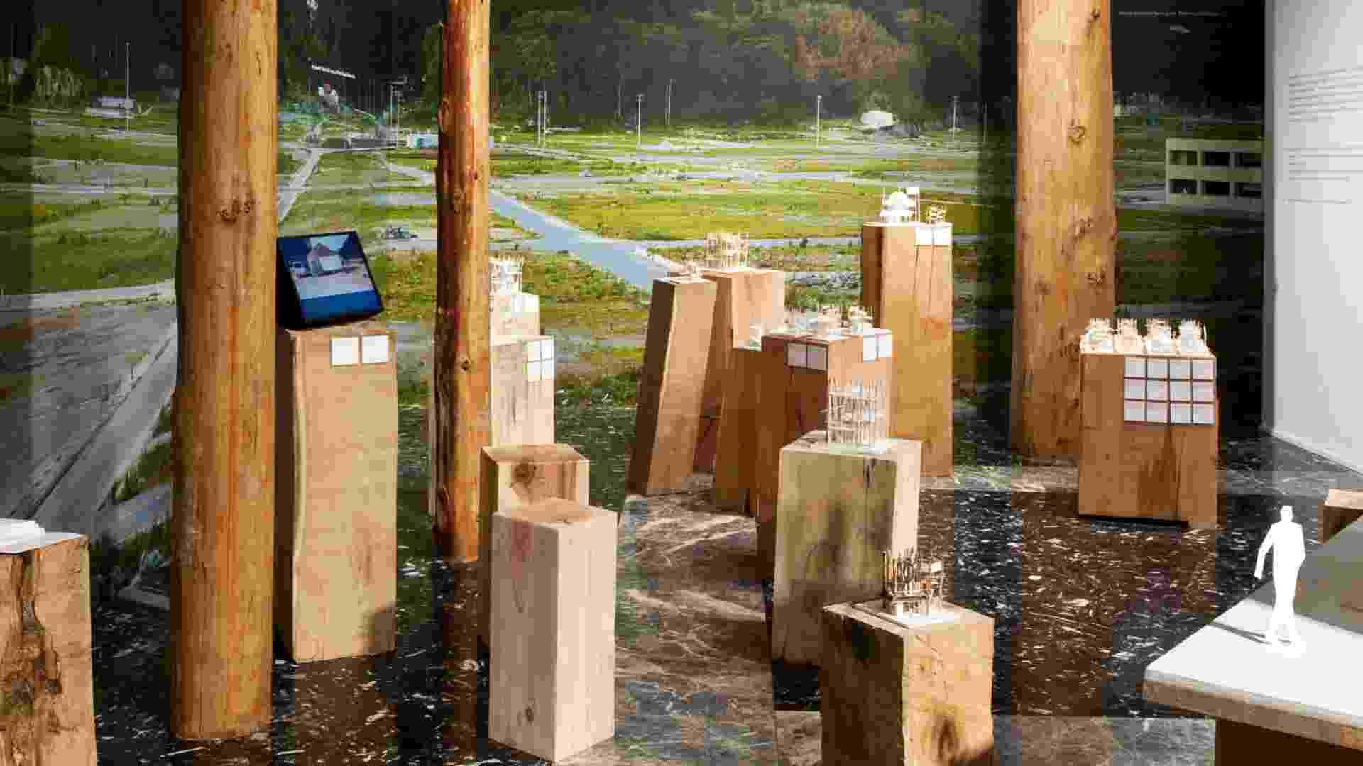 Pavilhão Japonês, 13ª Bienal de Arquitetura de Veneza (2012) (Imagem cedida para material específico, usar somente no respectivo conteúdo) - Francesco Galli/ Cortesia la Biennale di Venezia/ Divulgação
