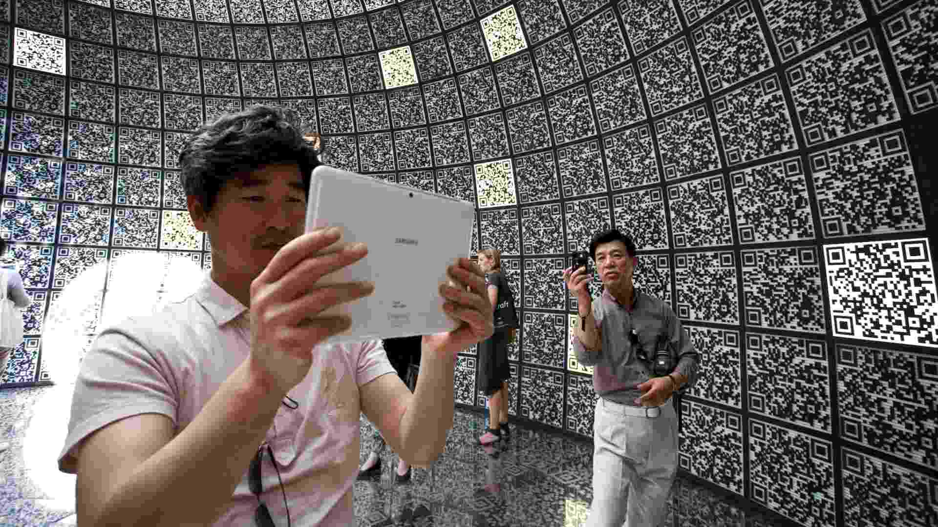 O Pavilhão Russo, da 13ª Bienal Internacional de Arquitetura de Veneza (2012) (Imagem cedida para material específico, usar somente no respectivo conteúdo) - Francesco Galli/ Cortesia la Biennale di Venezia/ Divulgação