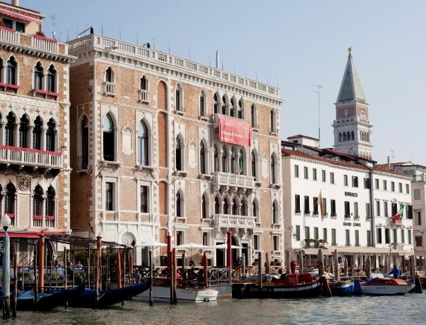 """Ca"""" Giustinian, sede da 13ª Bienal Internacional de Arquitetura de Veneza, em 2012, na Itália - Giulio Squillacciotti/ Cortesia la Biennale di Venezia/ Divulgação"""