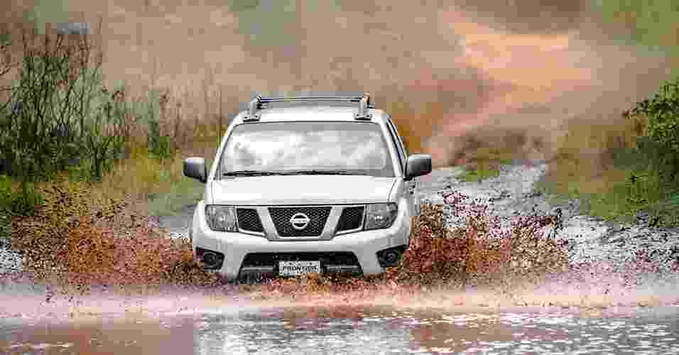 Nissan Frontier SL Attack 10 anos - Divulgação