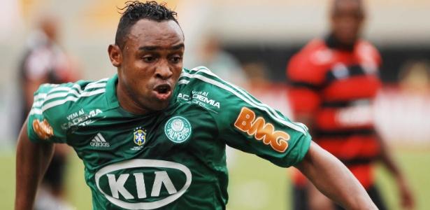 Obina retornou ao Palmeiras em julho e já foi descartado pela diretoria para 2013