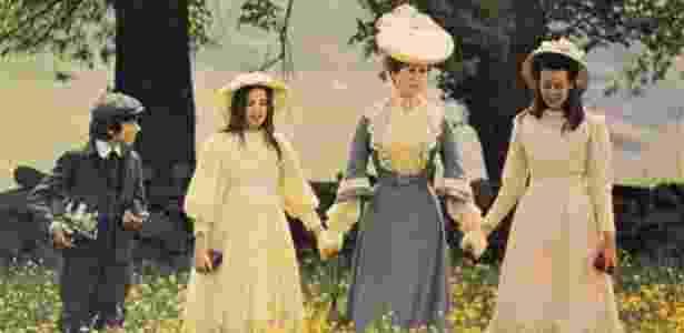 """Cena do filme """"The Railway Children"""" com Dinah Sheridan - Divulgação"""