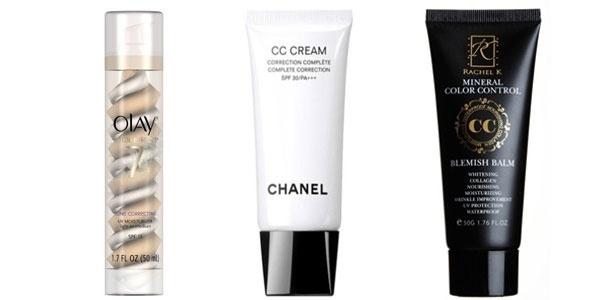 CC Cream substitui itens de maquiagem e promete unificar o tom da pele - Divulgação