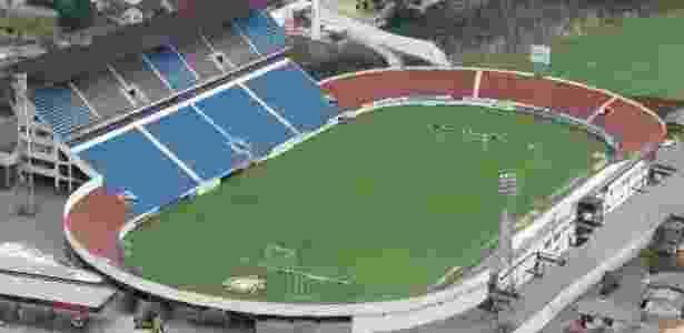 Estádio Centenário, em Caxias do Sul, receberá a final do Gauchão de 2017 - Divulgação/SER Caxias