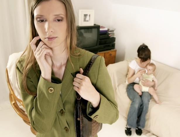 Se o seu filho tem afeto pelo cuidador, é sinal de que você fez a melhor escolha para ele - Thinkstock