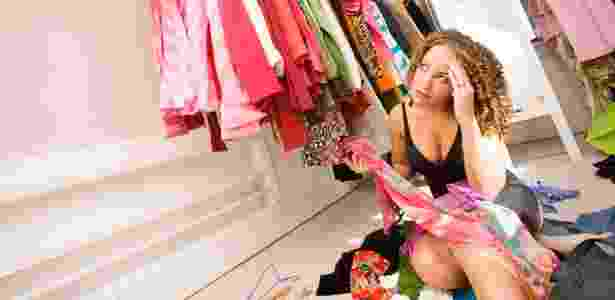 closet guarda-roupa - Thinkstock - Thinkstock