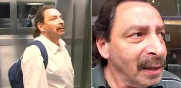 """Mauro Krasilchik, ator que participou como figurante na pegadinha da """"menina fantasma do elevador"""", no programa de Silvio Santos"""