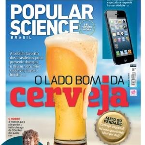 A publicação afirma que o aumento de peso causado pelo excesso de bebida alcoólica não fica acumulado necessariamente no abdome - Divulgação