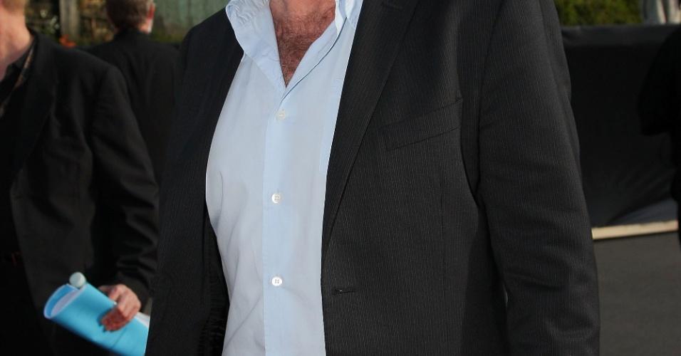 Hugo Weaving, que interpreta o personagem Elrond participa da pré-estreia de