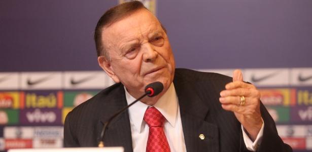 José Maria Marin foi presidente da Federação Paulista de Futebol entre 1982 e 1988