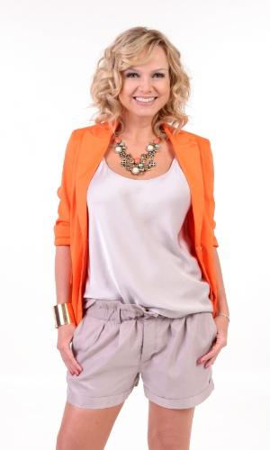 Eliana, apresentadora
