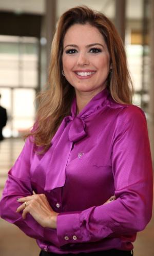 Flávia Cavalcante, ex-miss Brasil