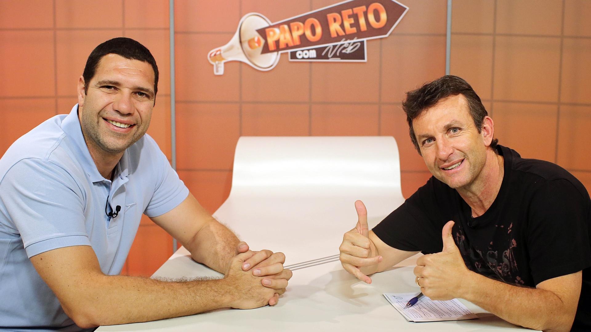 Marcelo Negrão relembra carreira e fala sobre boa fase do vôlei nacional no