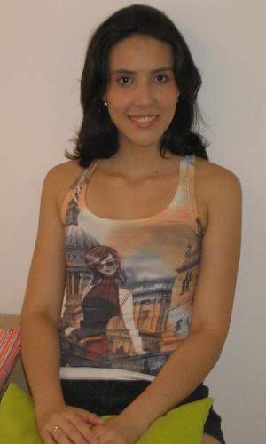 Patrícia João, bióloga