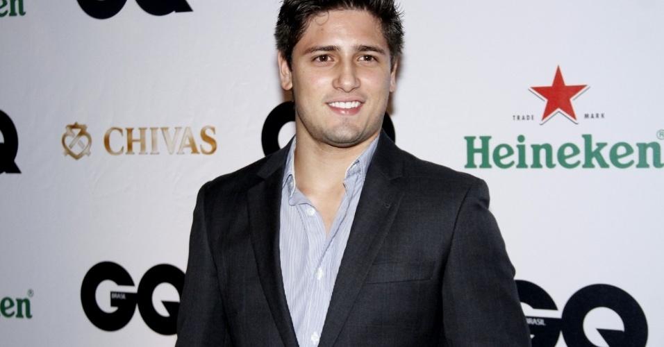 29.nov.2012 - Daniel Rocha no Prêmio Men Of The Year, para os homens mais talentosos de 2012, no Hotel Copacabana Palace, em Copacabana, Rio de Janeiro