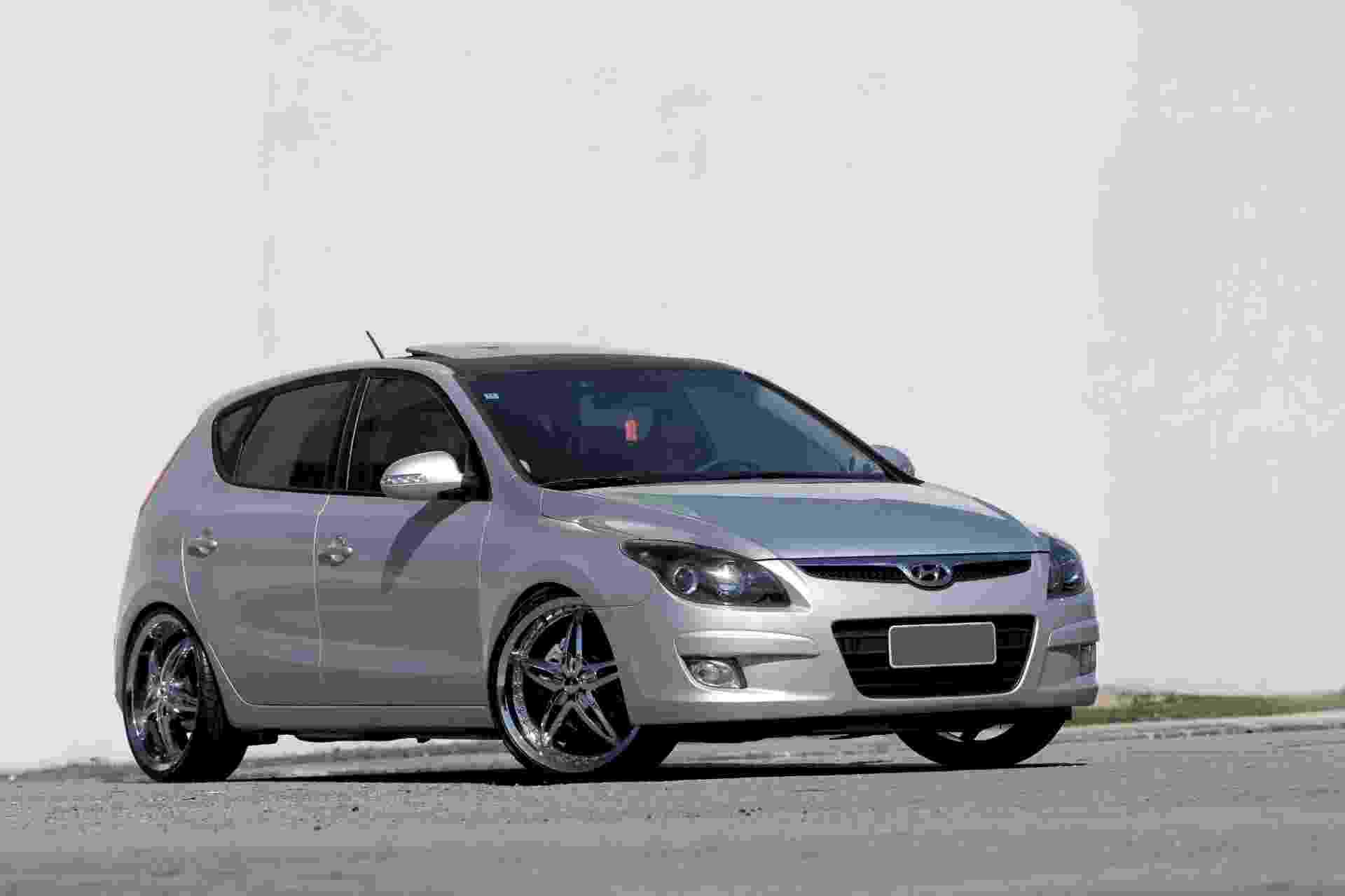 Hyundai i30 arrepia com 14 alto-falantes e visual diferenciado - Luciano Falconi/Fullpower