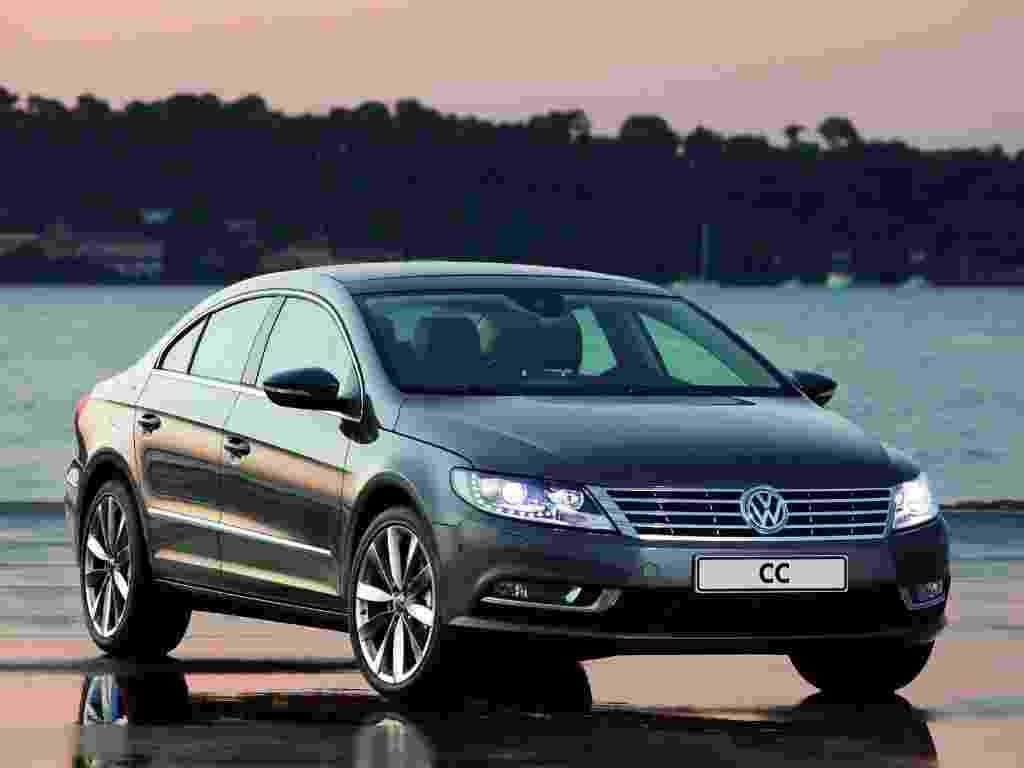 Volkswagen CC - Divulgação