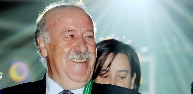 d1c2e40949 Técnico da Espanha rejeita má fase do Brasil e lembra título de 2009 ...