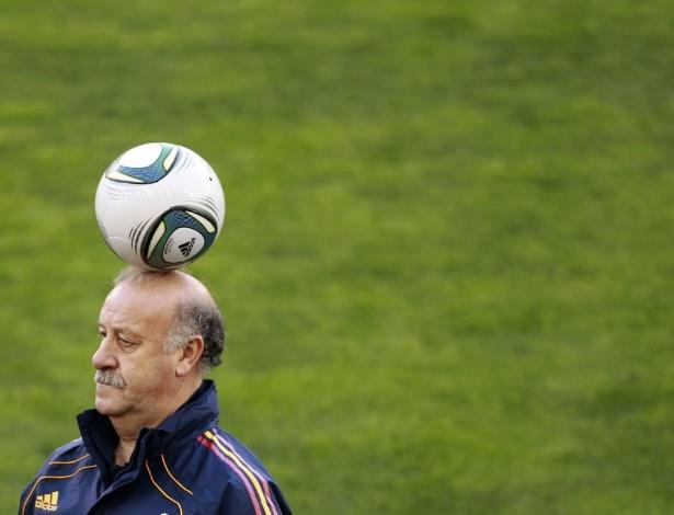 Del Bosque vê Espanha à frente dos rivais e acha cedo para pôr ... 81b9c8c05c823