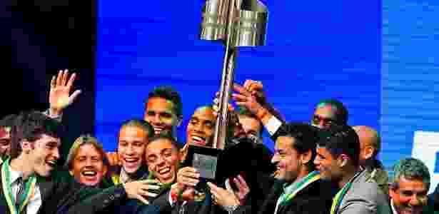 Fluminense conquistou dois Brasileiros nos últimos anos e subiu à liderança do ranking - Leandro Moraes/UOL