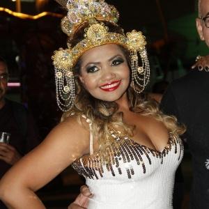 """Cantora paraense Gaby Amarantos vai estar na festa do """"BBB13"""""""