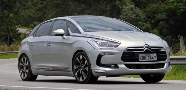 Citroën DS5 passa a ser importado ao Brasil para ocupar o posto de modelo mais caro da marca