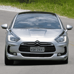 Citroën DS5 - Murilo Góes/UOL