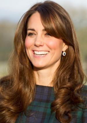 Grávida de seu primeiro filho, Kate Middleton está sofrendo de hiperêmese gravídica - Getty Images