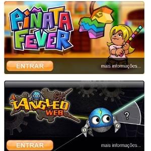 Reprodução do site de jogos Manga High, usado no ensino da matemática - Reprodução/www.mangahigh.com