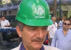 Ministro vê centenário do Palmeiras maior que Copa e quer final com Santos