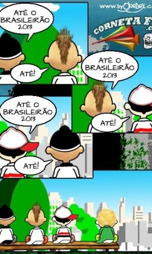 Corneta FC: Os times paulistas se encontram novamente no Brasileirão 2013...menos o Palmeiras